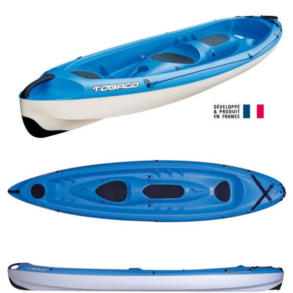 Διθέσιο κανό καγιάκ BIC tobago kayak