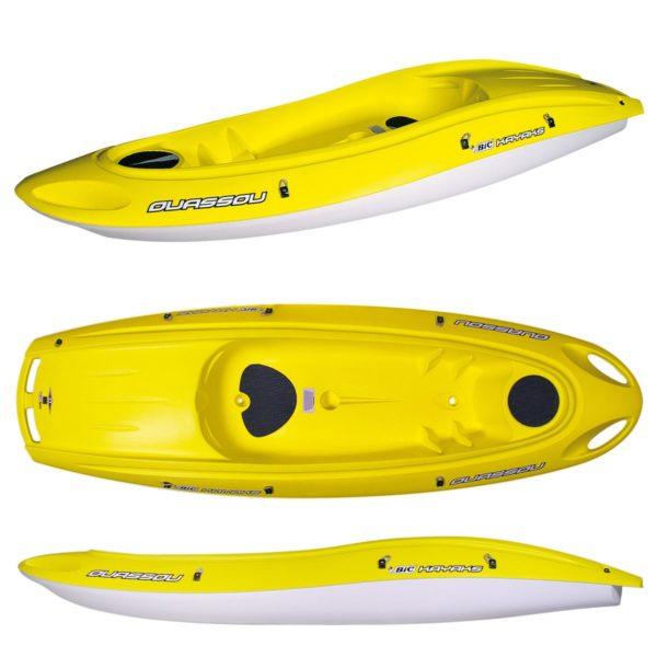 kayak bic ouassou κανό καγιάκ