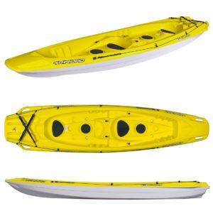 Διθέσιο κανό καγιάκ θαλάσσης Bic Trinidad kayak