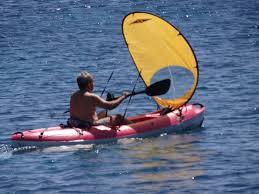 bic sail πανί ιστιοπλοΐας για κανό καγιάκ