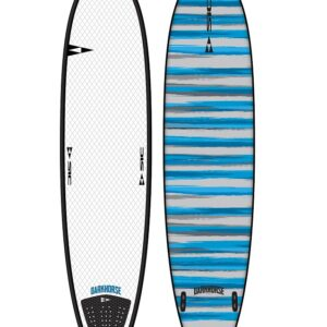 SiC Maui σανίδα surf DARKHORSE (VORTEX) 8'4""