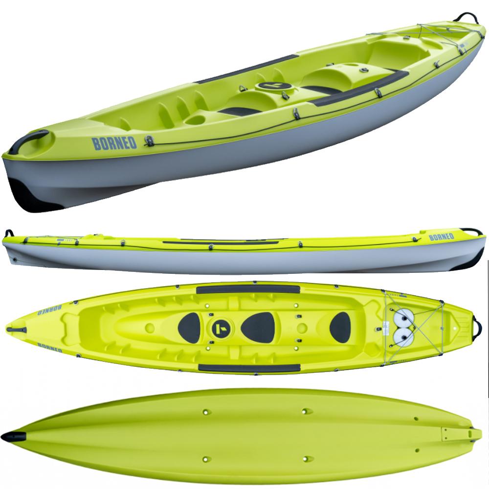 κανό καγιάκ Tahe kayaks